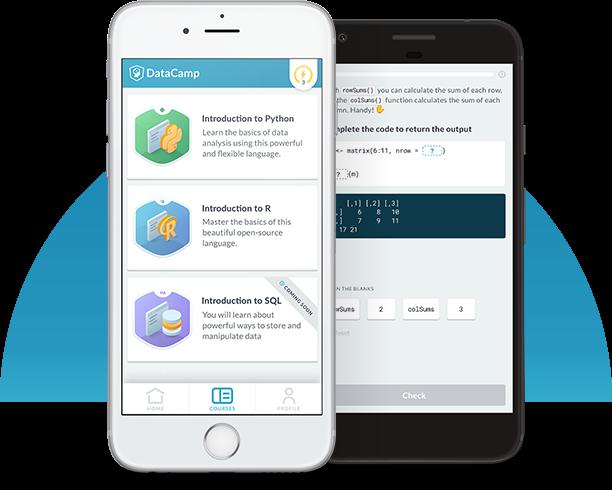 DataCamp Mobile