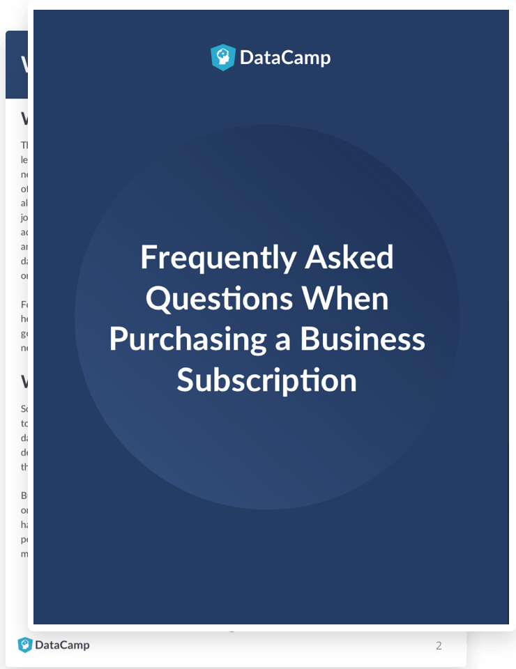 Frequently Asked Questions When Purchasing a Business Subscription
